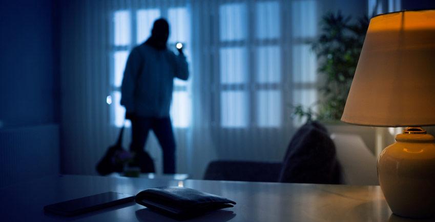 Beveilig uw huis tijdens de donkere dagen